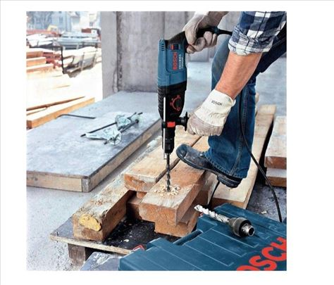 Bušilica za beton drvo metal Bosch GBH 2-26 čekić