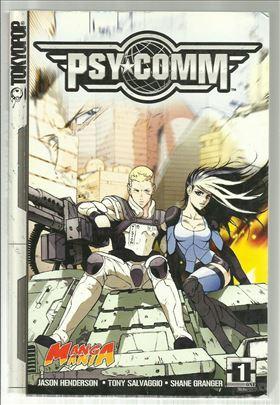 Psy-Comm VL 1