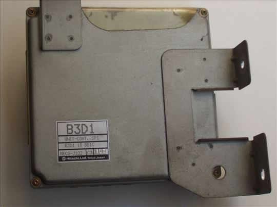 Mazda 121 DB, kompjuter - ECU