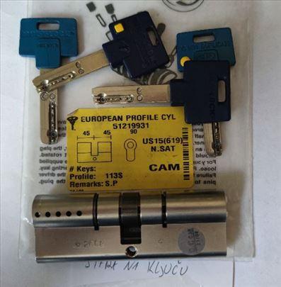 Mul-t-lock cilindar