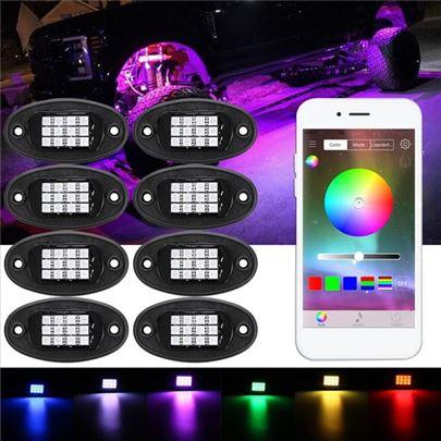 RGB Bluetooth Wireless LED svetla