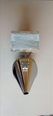 Pčelarska dimilica INOX fi 100 mm profesional