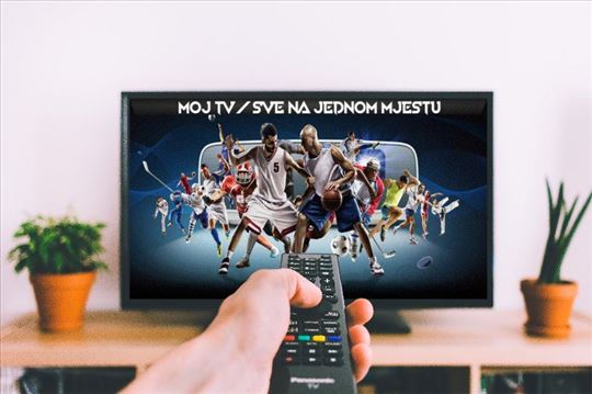 Internet televizija HD TV IPTV