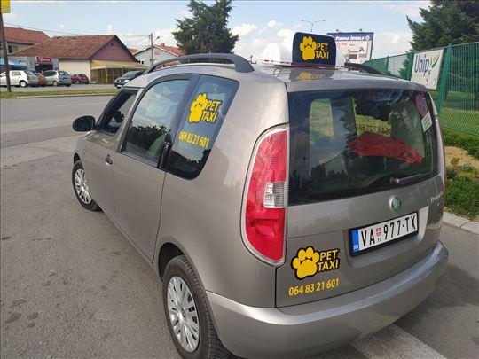 Pet taxi Valjevo