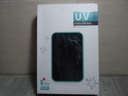 Ultravioletna kutija za dezinfekciju !
