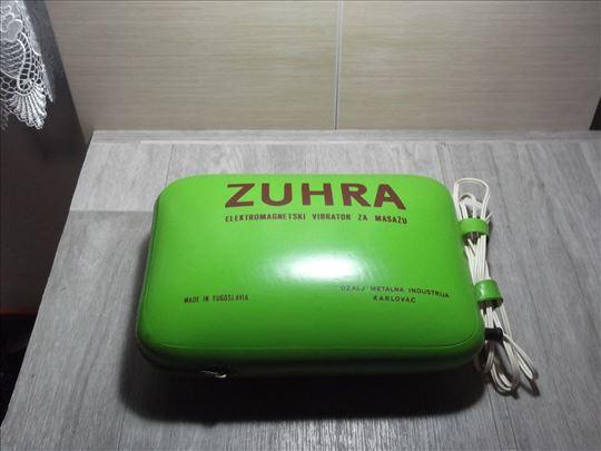Zuhra elektromagnetni aparat za masažu