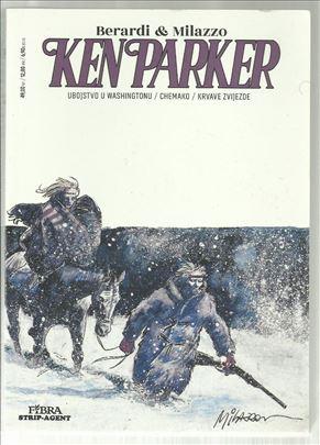 Ken Parker FIB/SA 2 Ubojstvo u Washingtonu - Chema