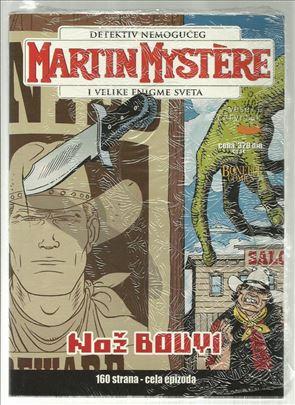 Martin Mystere VČ 25 Nož bouvi (celofan)