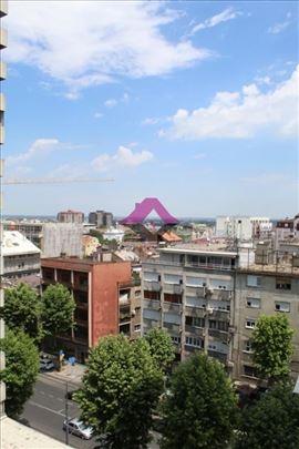 Tašmajdan, funkcionalan 3.0, 78.76 m2, lođa, teras