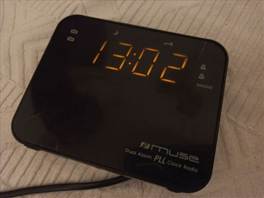 Alarm radio sat DUAL alarm Radio