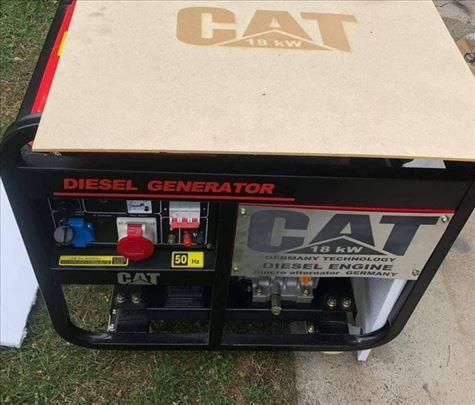 Agregat dizel trof/monoazni CAT 18kW /40kS