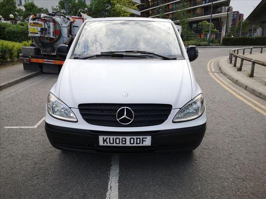 Mercedes-Benz Vito 109 CDI Englez
