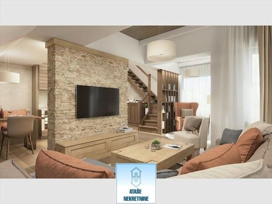 Zlatibor, Erska, duplex apartman, 92m2 ID#34913