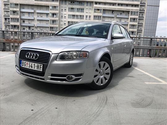 Audi A4 avant 2.0 TDI 2007.