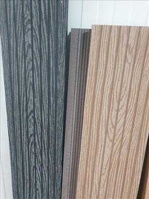 Decking podovi, 50 €/m2 cena sa ugradnjom