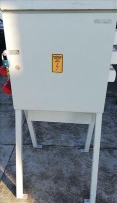 Elektro ormani za gradilište