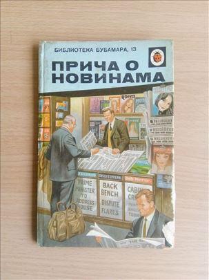 Biblioteka Bubamara knjiga 13 - Priča o novinama