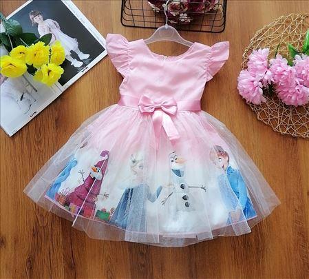 Frozen haljine za devojcice NOVO
