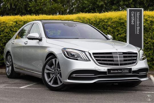 Mercedes S 400 D 2019 god kompresor klime W222