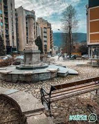 Stan u centru Užica, 68 kvm