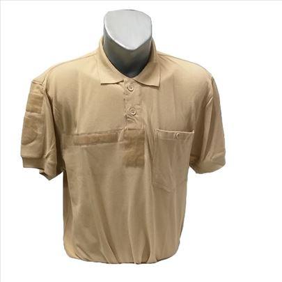 Polo majica srpske vojske bež