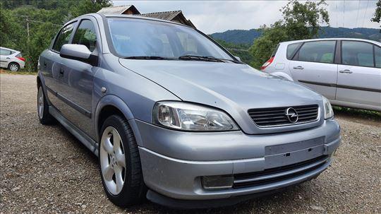 Opel Astra 1.7DTI75 Elegance