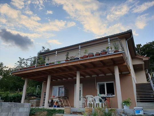 Kuća prodaja Sremska Kamenica Tatarsko brdo 262m2