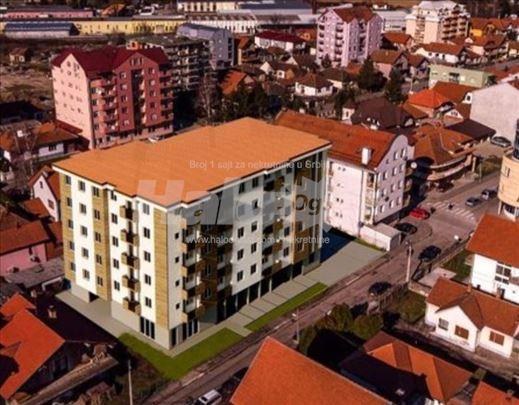 Trosoban stan 68.54 m2 na izuzetnoj lokaciji