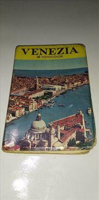 Brosura VENEZIA sa 30 slika iz proslog veka