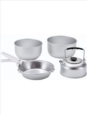 EASY CAMP Adventure Cook Set za kuvanje – M