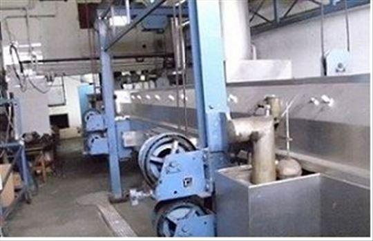 Industrijska linija za proizvodnju ne zamrznutog