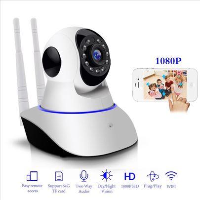 Bebi monitor IP kamera Rotirajuca