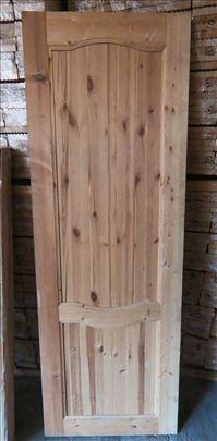 Drvena sobna vrata - Sibirski bor