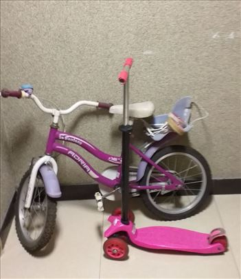 Deciji bicikl  I trotinet