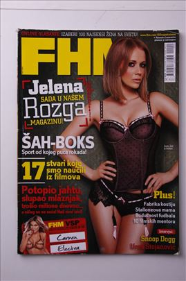 Fhm časopis