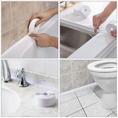 Vodootporna Traka Za Kupatilo