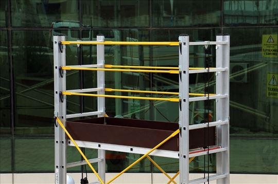 Dvodelna skela XL Telesafe Cagsan