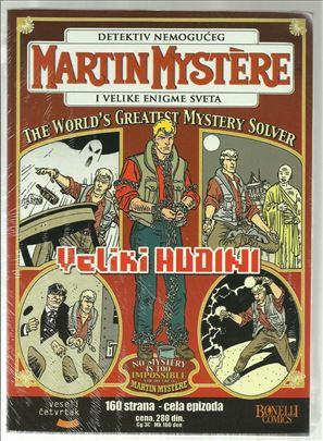 Martin Mystere VČ 7 Veliki Hudini (celofan)