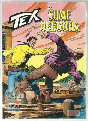 Tex VČ 13 Šume Oregona (celofan)