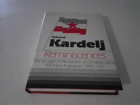 Reminiscences struggle for recognition Kardelj RET
