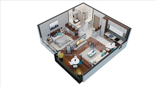 Apartman 43 m², 21st Century Zlatibor Residence