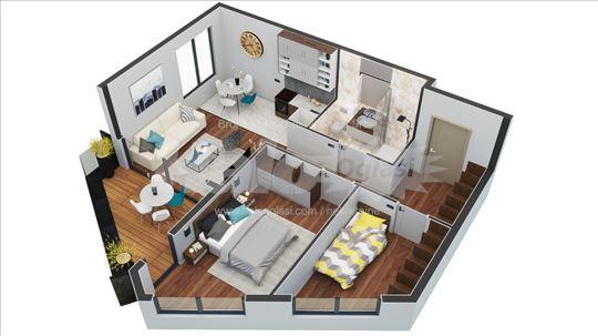 Apartman 50 m², 21st Century Zlatibor Residence