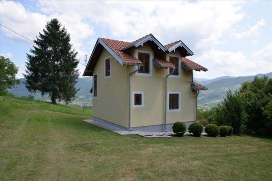 Prodaje se kuća, 110 m2, Paraći, Prijepolje