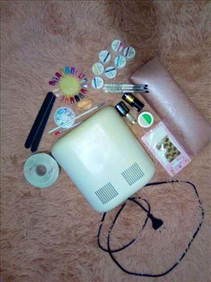 UV lampa za sušenje gelova za nokte