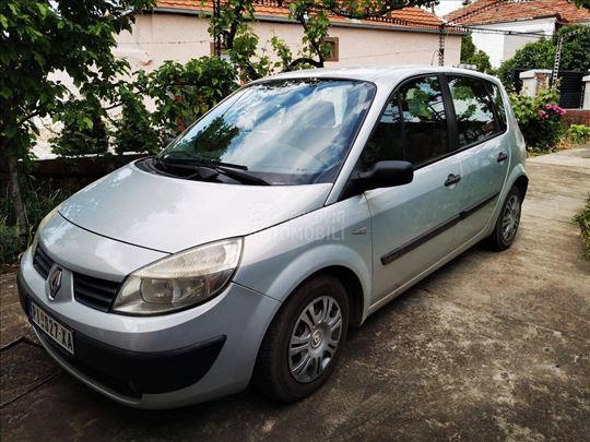 Renault Scenic  2 1.6 16v