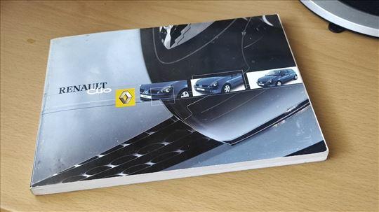 Renault Clio 2 uputstvo za upotrebu