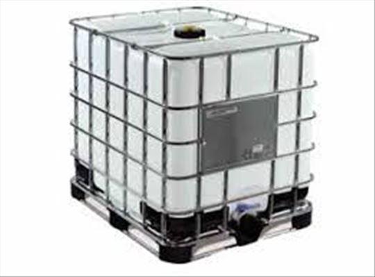 IBC kanisteri, cisterne za vodu, kace, bidon