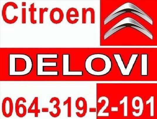 DELOVI za Citroen Saxo Xsara Berlingo C2 C3 C4 C5