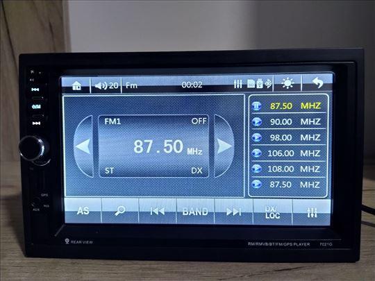 Multimedia sa navigaciom 7021G 2 din