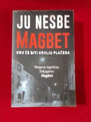 Ju Nesbe Magbet - Krv će krvlju biti plaćena